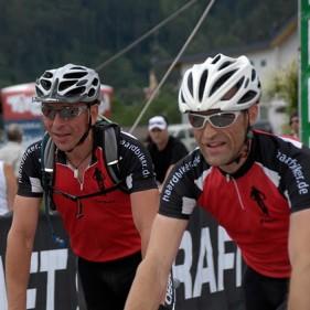 Jochen und Peter