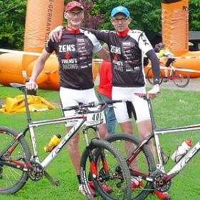 Jürgen und Christoph in Oelde